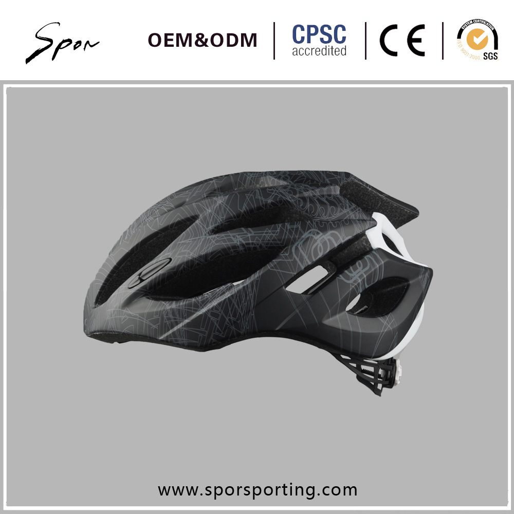 PC Shell Road Helmet Discount Bicycle Helmet Half Face Bike Helmet (For Men And Women)