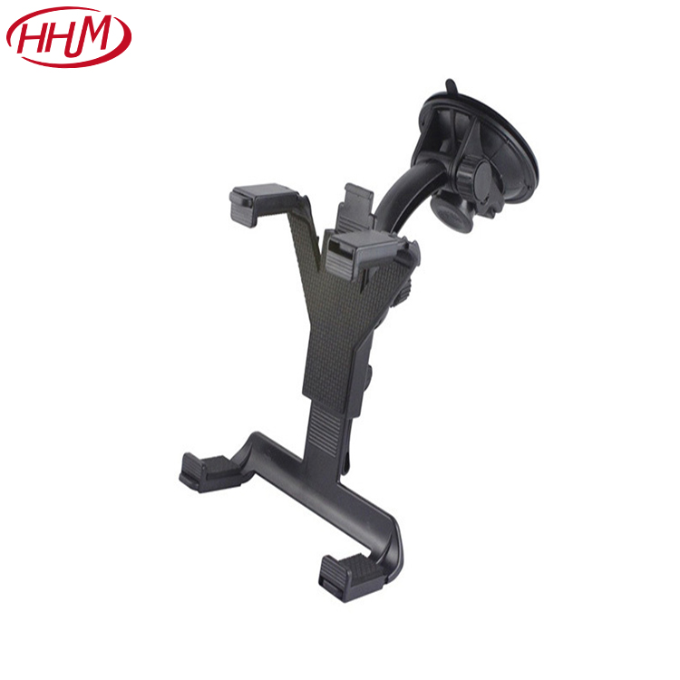 General car mount tablet pc suction cup windshield haptor holder for ipad and samsung galaxy tab s series