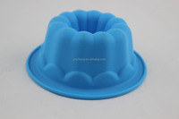 2016 new design mini different shape silicone baking molds famous cake decoration