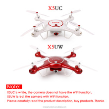 Popular Syma X5UC X5UW 4CH RC Drone with Camera HD 2.4G Remote Control Quadcopter with FPV Wifi Real-time Transmission
