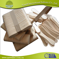 Great Quality wood ice cream stick models In colorful