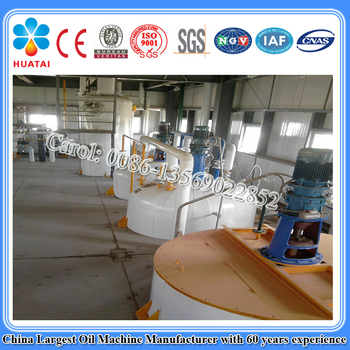 soybean oil solvent extraction plant