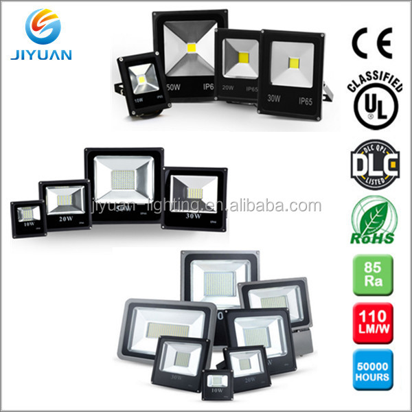 For golf courises construction 95lm/w led outside security lights