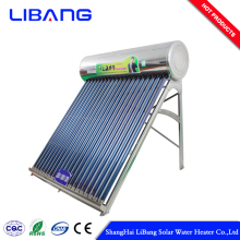 non-pressurized integrated high pressure solar water heater