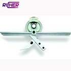 360 Degree Parallax Less Bevel Protractor With Magnify Glass