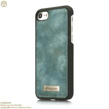Latest Hot Selling New Design leather Cell Phone Case for iPhone 7 Back Cover Case for iphone 7 Case Cover