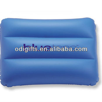 folding inflatable beach seat cushion with customized printing