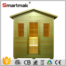 outdoor steam sauna room,far infrared sauna room