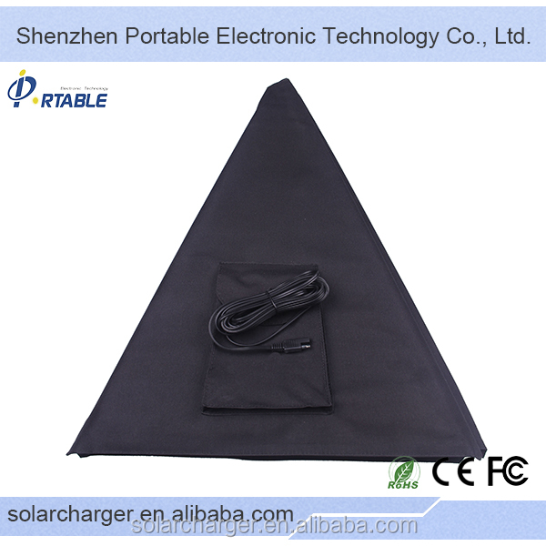 high quality 40W Umbrella thin film solar panel photovoltaics