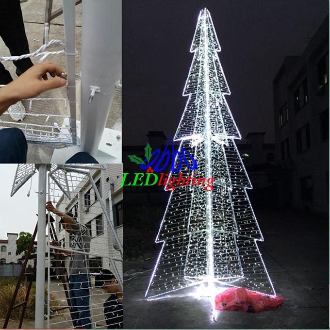 initpintu_etsedfrsdfs rffbcvbc_ - Spiral Christmas Tree Led