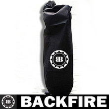 Backfire skateboard backpack skateboard