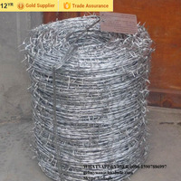 Installing razor wire barbed wire crosses prices
