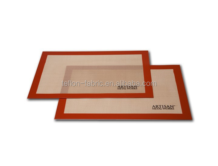 Wholesale Silpat Non-stick Silicone Rubber Baking Oven Mat