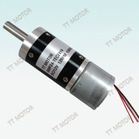 GMP24-TEC2419 12v dc brushless motor High quality PM brushless geared dc motor