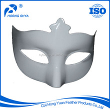 Delicate Vintage Masquerade Party Decorations Plastic Cheap Party Mask