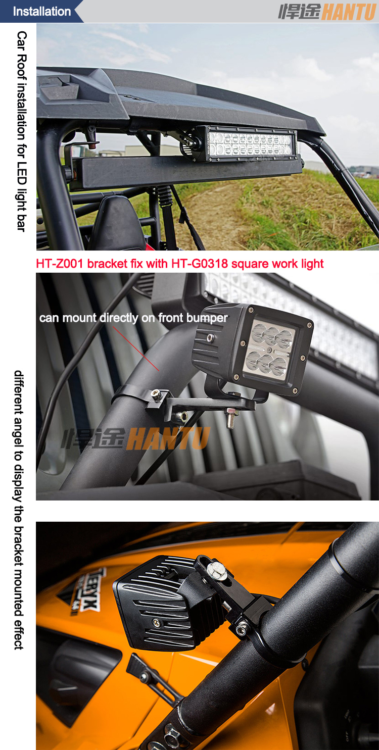 Wholesale super bright led work light offroad work light