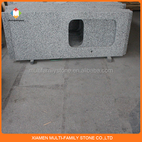 China G640 Granite prefab laminate kitchen countertops