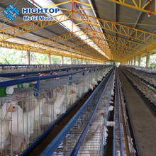 A type 3 tier 4nest 96heads layer egg chicken cage for sale in Philippines
