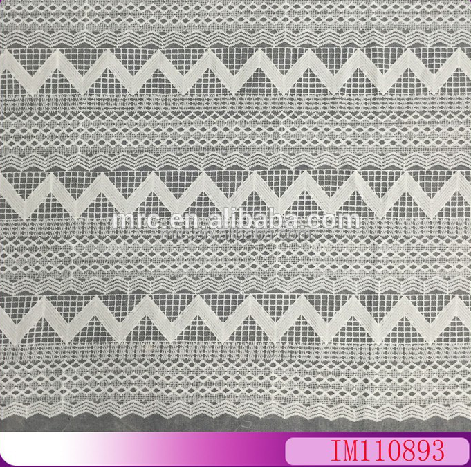IM110893 latest design white african wedding material men lace dry lace fabric