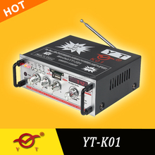 Audio power amplifier mosfet YT-K01 with FM