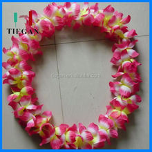 Garland Flower Hula Leis Hawaiian Lei / Flowers lei/Luau Hawaii lei