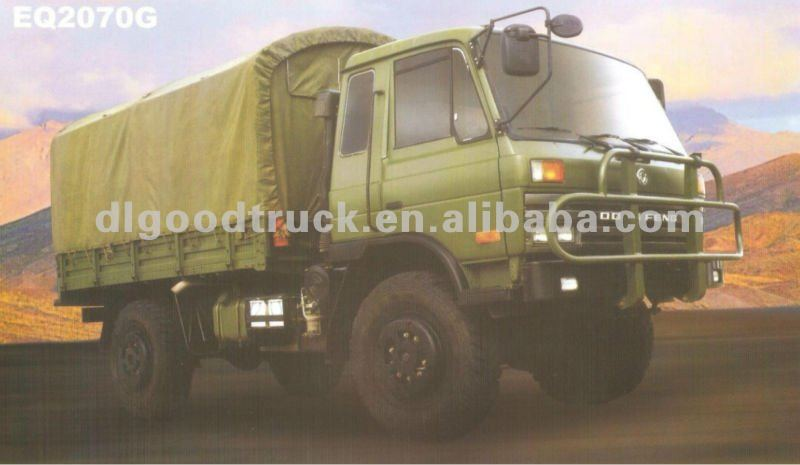 Dongfeng EQ2070G 4X4 Military Truck
