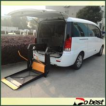 Hydraulic platform Wheelchair Lift for Van and Mini bus