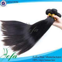 Grade AAAAA hot selling brazilian human hair wet and wavy weave extension