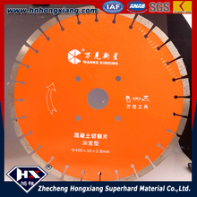 longlife !550mm diamond cutting saw blade for marble granite