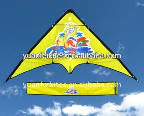 traditional remote control stunt kite