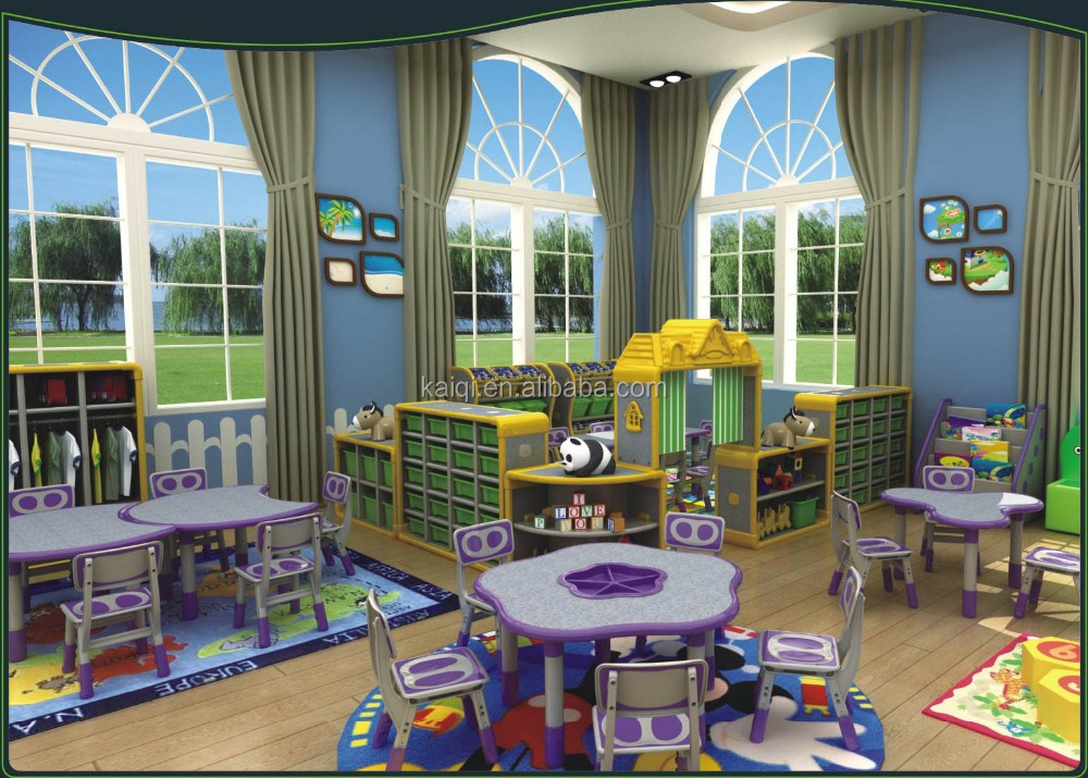 kids used table and chair kindergarten or preschool furniture