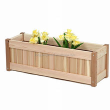 timber planter boxes, indoor planter boxes, wood planter box