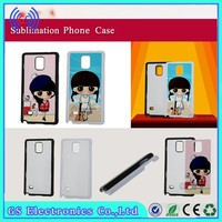 PC Transfer Printing Mold 3d Sublimation Phone Case for iphone 4