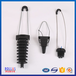 RLS High tension plastic dead end clamp PA2000/ Tension clamp for self support ABC cable