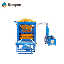 import small scale issb soil cement block making machine uganda