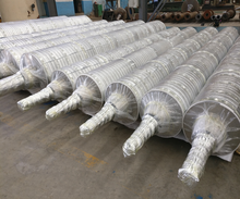 dryer tension roll for paper machine dryer section