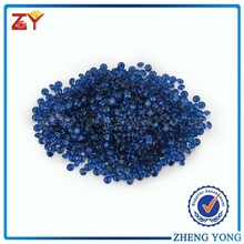Free Sample Round Brilliant Cut Loose 114# Blue Wholesale Nano Rough Synthetic Spinel