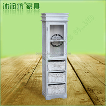 Promotional Solid Teak Filing Cabinet Design, Wood Furniture