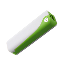 New Colorful Portable mini cylinder Charger For Cell phone 2600mah powerbank power bank lipstick cheap power bank