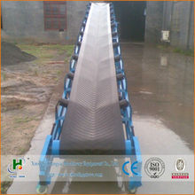China industrial widely used conveyor belt system