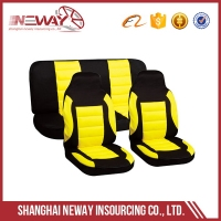 Cheaper top sell seat covers car leather