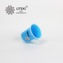 Customized printing logo cheap double wall plastic joyshaker cup