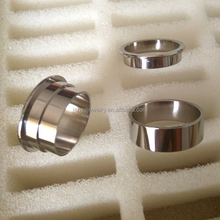 China Wholesale Jewelry Making Factory Direct Customized Ring Core Titanium Ring Blanks for inlay