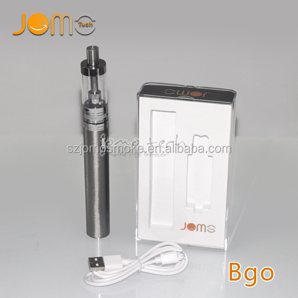 new products 2016 alibaba express vape pen health & medical products jomo Bgo 40W e cigarette starter kit
