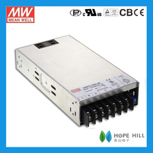 Original MEAN WELL 300W Single Output with PFC Function HRP-300-48