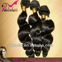 Hot New Products For 2014 Top 5A 100% Virgin India Human Hair Extension