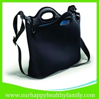 Neoprene Laptop Bag Case with shoulder strap