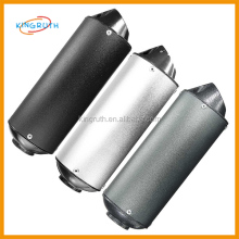 38MM Exhaust Muffler on Dirt Pit Bike Motorcycle 250cc 100cc 200cc 150cc 90cc pit bike ktm