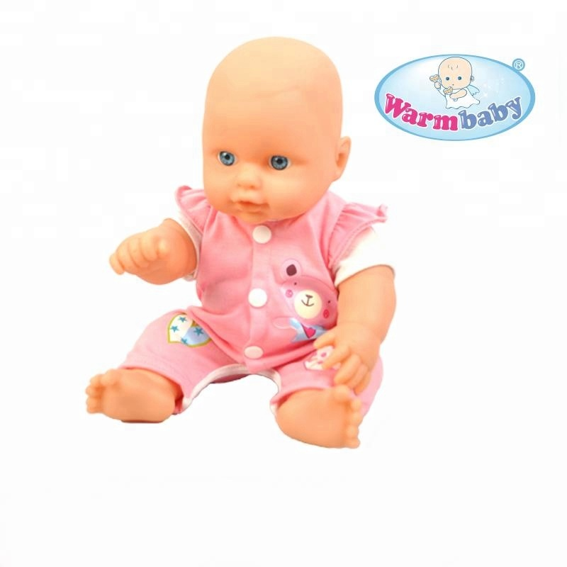 China wholesale toys super cute pees baby alive 12 inch doll for kids