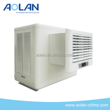 2017 latest design popular evaporative air cooler with water
